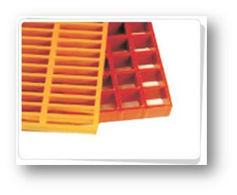 FRP & GRP GRATINGS