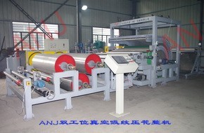 Vacuum Embossing Machine