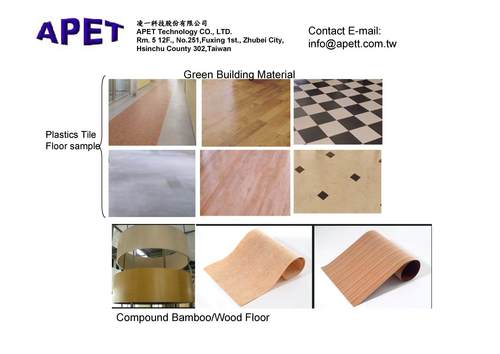 Pvc Floor Tile/Wood Flooring
