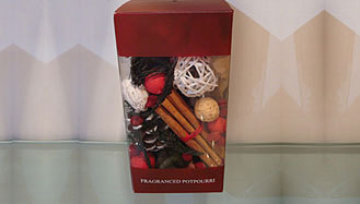 Fragranced Potpourri