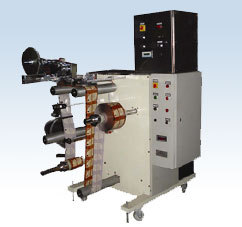Hologram Labeling Machine For Continuous Roll