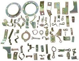 Sheet Metal Components And Sheet Metal Parts