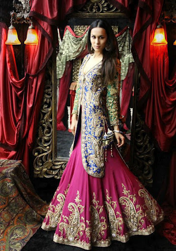 Bridal Lehenga Choli