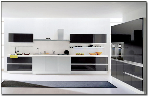 Aesthetic Kitchen Furniture