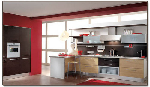 decorative modular kitchen furniture in mayapuri i new delhi delhi
