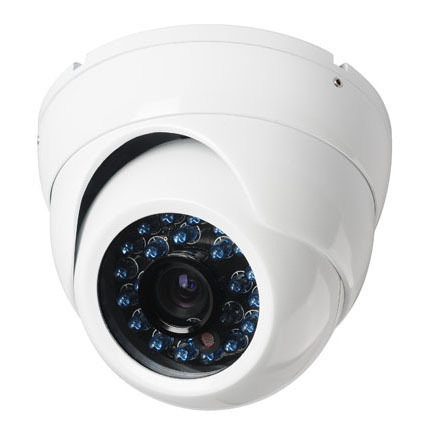 IR 20M Waterproof CCTV CCD Camera 520 TVL