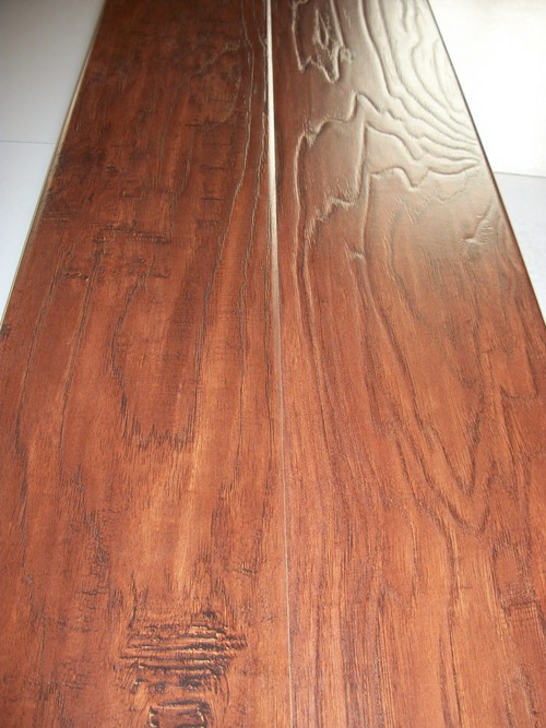Registered Grain (Great U-Groove) Flooring