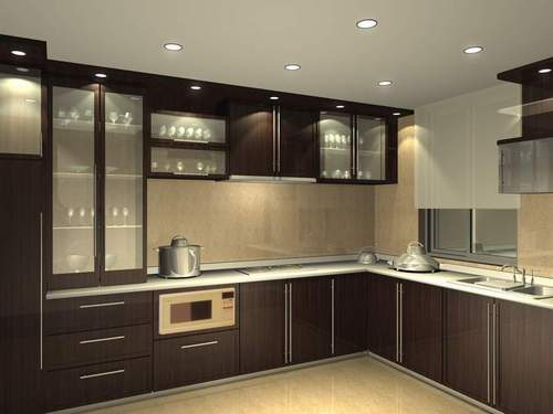 Modular Kitchen in Jalandhar, Punjab, India - Gouri Sahai Amar