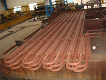 Finned Economiser Coils