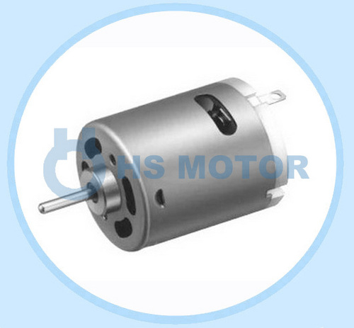Carbon Brush Motors