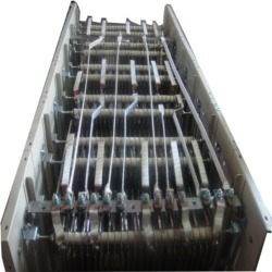 Stainless Steel Wire Grid Resistors