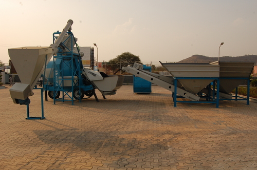 Mini Batching Plant : Mini batching plant in kolkata west bengal india
