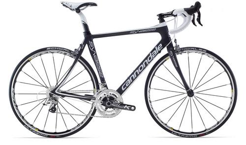 Cannondale Synapse Carbon Ultegra 2011 Road Bike