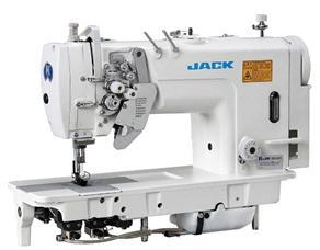 Computerized Double-Needle Lockstitch Sewing Machine