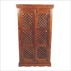 Wooden Almirah In New Delhi Delhi India Home Furnishers