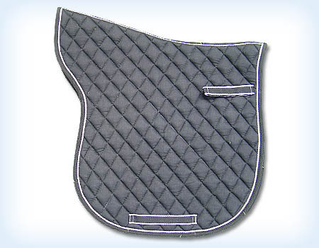Cotton Drill Fabric Saddle Shaped Pads