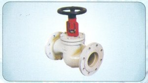 Waterline Globe Valves
