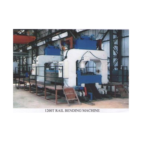 Rail Bending Machines