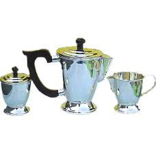 Sparkling Silver Tea Sets