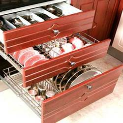 Kitchen trolleys in chinchwad chinchwad maharashtra india esses engineering - Kitchen cabinets trolleys pictures ...