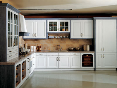 Ared kitchen cabinet manufacturer pvc kitchen cabinets send sms