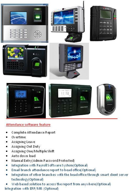 Attendance And Access Solutions