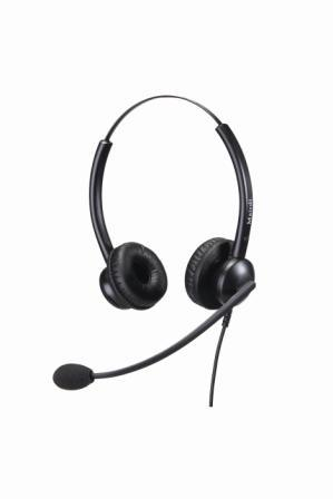 Perfect Noise Canncelling Binaural Headsets