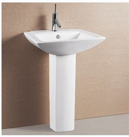 Wash Basin With Pedestal : Antique Pedestal Wash Basin in New Area, Ludhiana, Punjab, India ...