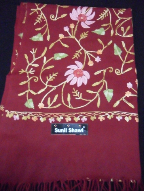 Embroidery Kadai Shawls