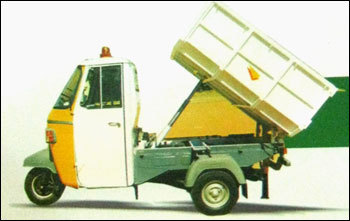 Motorised Tipper
