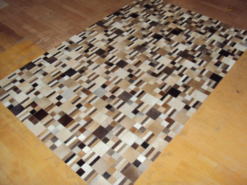 Leather Carpets India Decorative Leather Carpets
