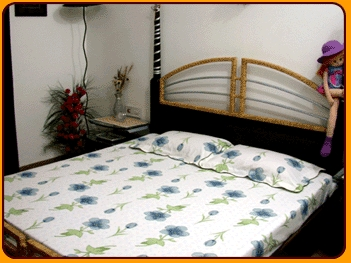 Floral Print Bed Covers