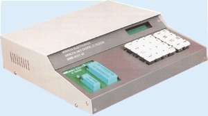 Microprocessor Based IC Tester