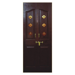 Fibre Pooja Room Doors