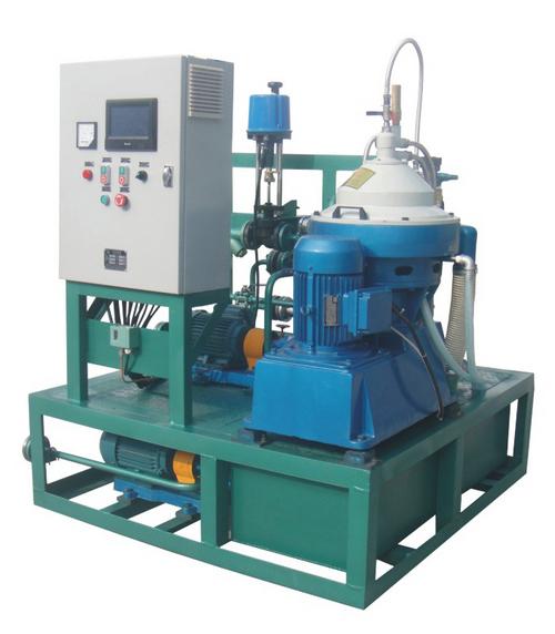 Cung cấp Bộ chia tách dầu (oil separator) và bộ trao đổi nhiệt dạng tấm (plate heat exchanger) 991
