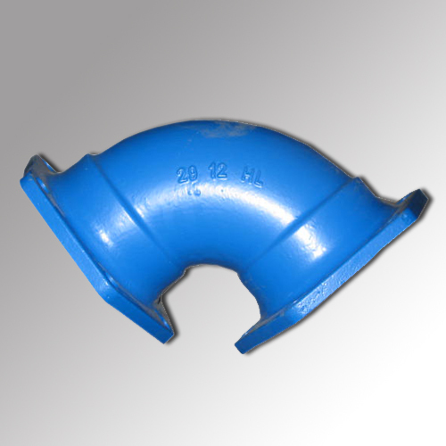 Double Socket Bend (Pipe Fittings)