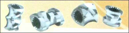 Co-Rotating Screw Segments