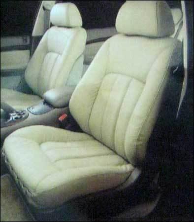 Leather car seat cover in pyarelal road new delhi delhi