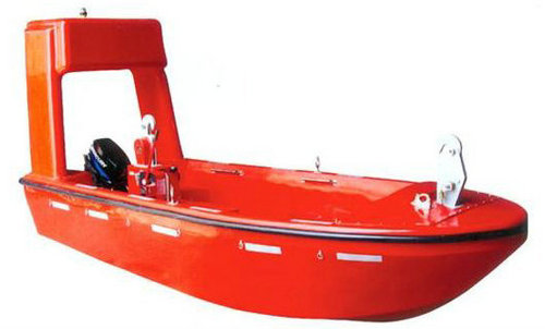 GRP Rescue Boats