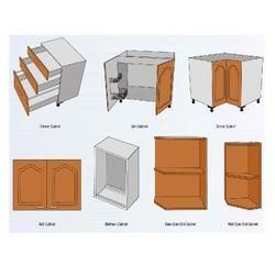 Modular cabinets in new delhi delhi india manufacturers for Prefab cabinets near me