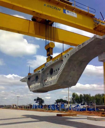 Construction Gantry Cranes