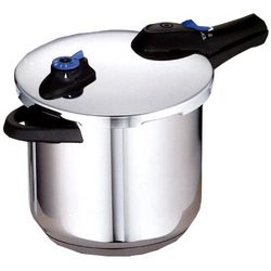 Aluminium Cookers