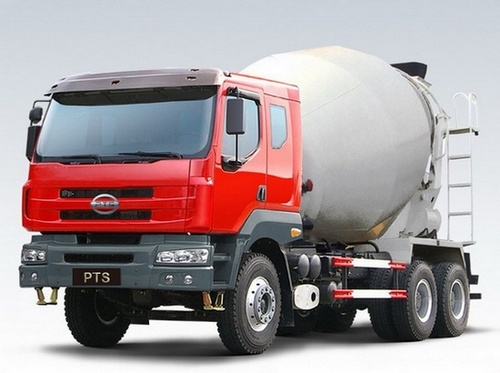 Mixer Truck