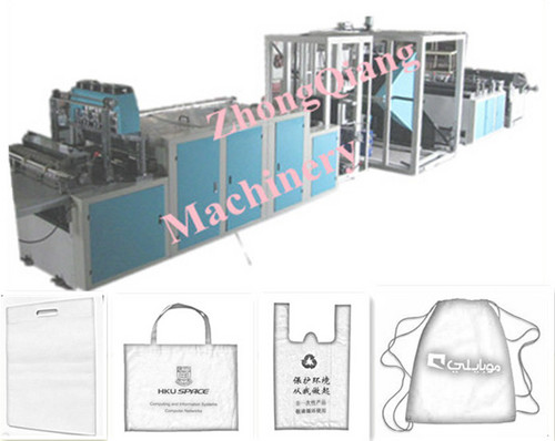 Non-Woven Bag Making Machine ZQ-A600
