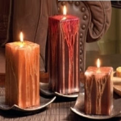 Designer Candles