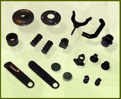 PVC Moulded Electric Goods Components