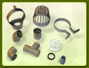 Electrical Goods Moulded Spare Parts