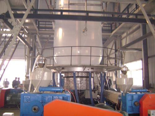 Ld(L) And Jcm(L) Multilayer Co-Extruding Greenhouse Film Machine Units