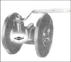 One Piece Ball Valves