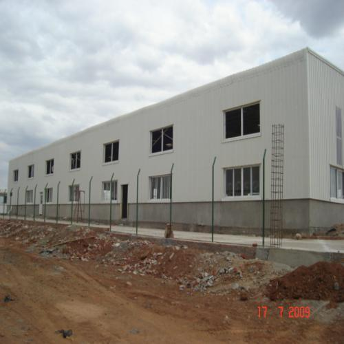 Pre-Fabricated Buildings